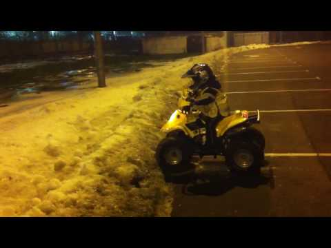 Детский квадроцикл Armada atv 50 кпп 3+1