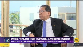 Todo Se Sabe: Pablo Sánchez: