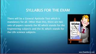 All About Gate Exam Prep Eligibility Application And Syllabus 2015