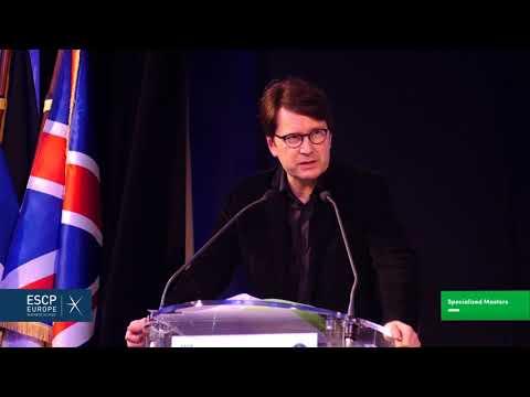 Ghislain Deslandes - 30 ans du Mastère Spécialisé Médias - ESCP Europe