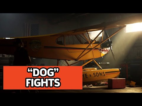 Flying The Not Friendly Skies In Far Cry 5 - 4K  Gameplay