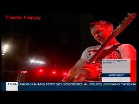 Arkarna Nyanyi Gebyar Gebyar untuk Presiden Jokowi dan Special Dialog