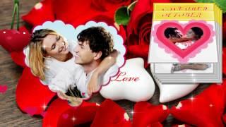 Валентинки - двух сердечек половинки.