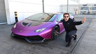 WELCOME TO MY 'NEW' LAMBORGHINI! *REVEALED*