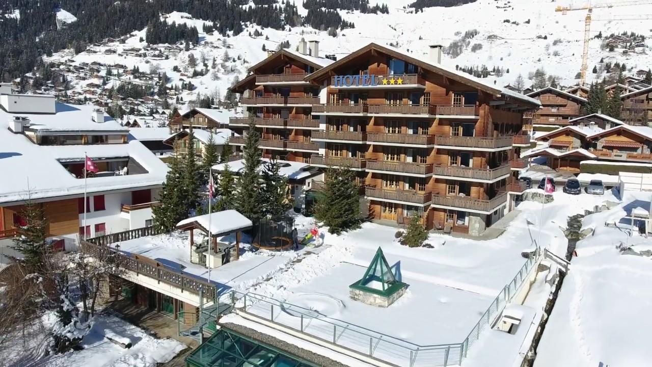 hotel montpelier *** verbier, switzerland - youtube