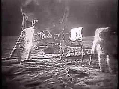 The Not-Moon Landing 1969 Original see Frogs/Desert Rats ...