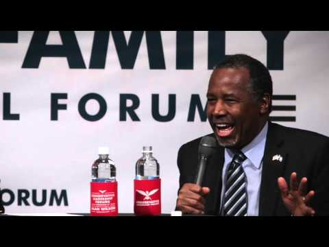 Dr. Ben Carson On The Live With Renk Show