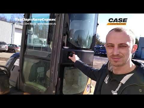 Отзыв мини экскаватор CASE CX50B