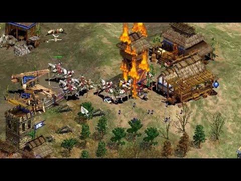NICOV VS TATOH 4 TREMENDOS GAMES AGE OF EMPIRES 2