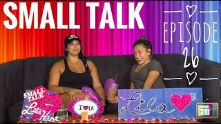 Small Talk with Lila Hart - Episode 26 - Meredith Jacqueline