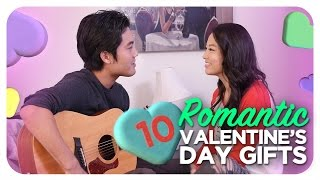 10 Romantic Valentine's Day Gifts!