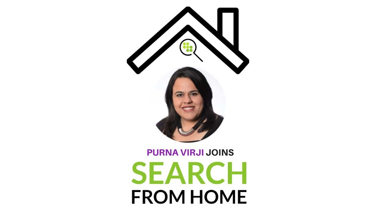 Purna Virji | Microsoft | Conductor Search From Home | Weds 04.22.20