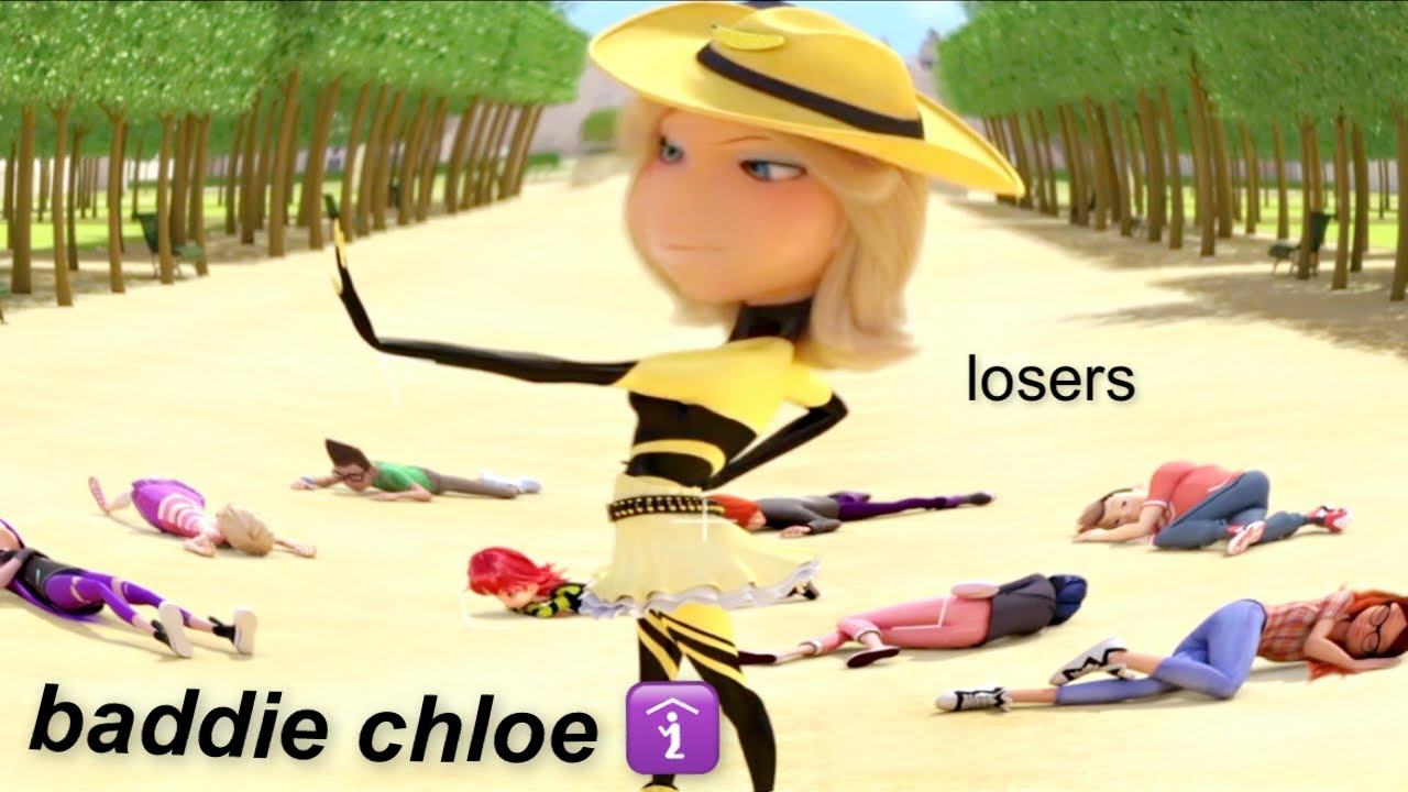 Download i edited a miraculous ladybug season 4 episode (queen banana)