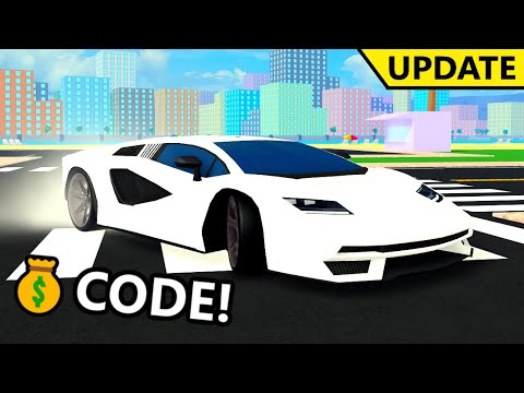 💨 HANDBRAKE! - Car Dealership Tycoon Update Trailer