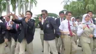 Kolej Yayasan Saad-Happy Music Video by Pharrell Williams