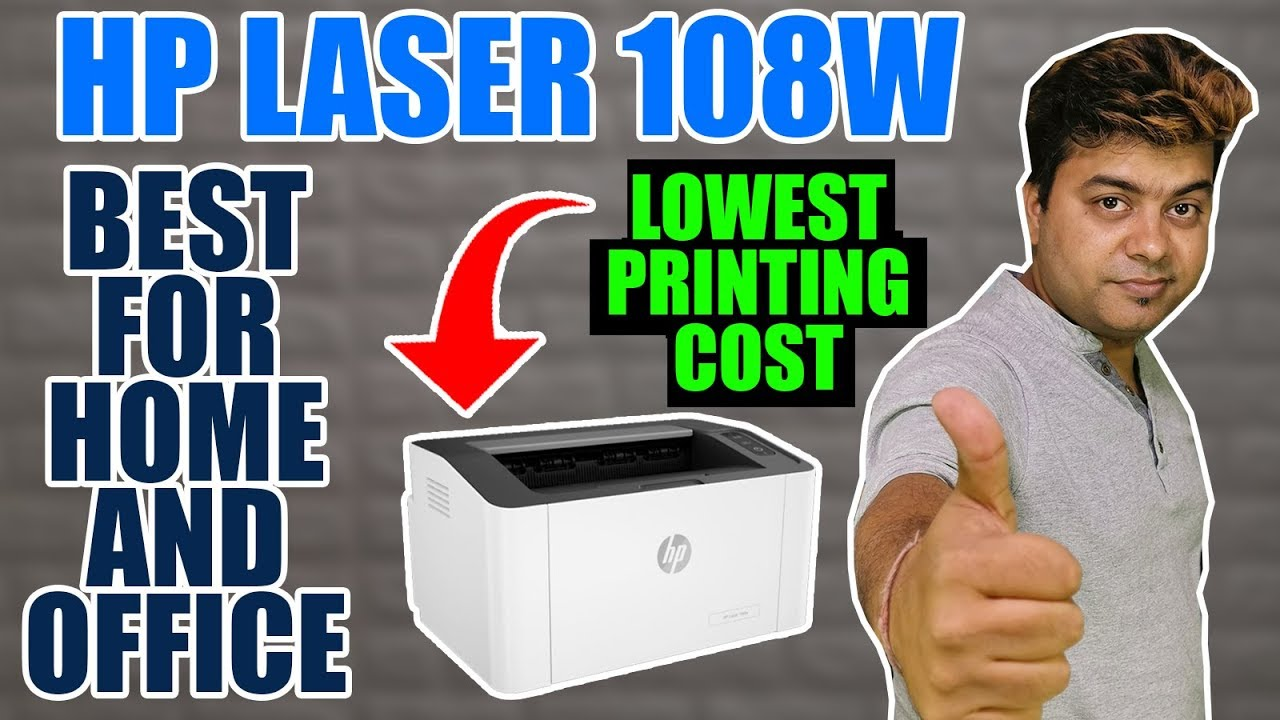 Best Low Cost Printer For Home and Office | Prints 10,000 Pages In Cartridge