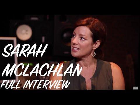 Sarah McLachlan Interview