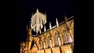 Peter Warlock:  Benedicamus Domino (St. John