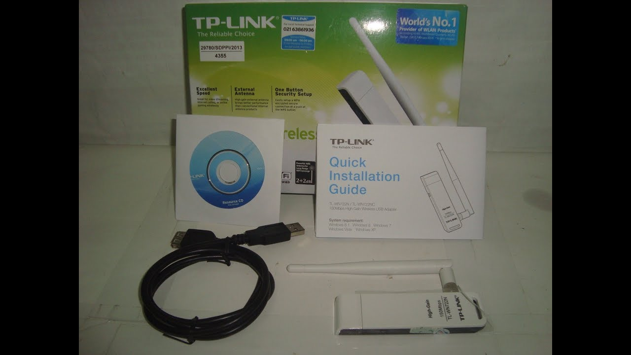tp-link tl-wn722n kali linux driver download