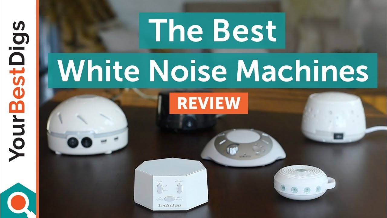 The Best White Noise Machine Of 2018 Youtube Low Cost Generator
