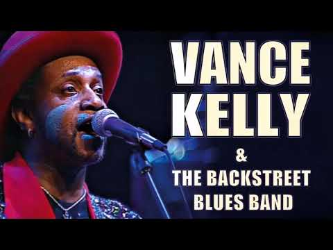 Vance Kelly     ~     ''Call Me'' & ''I'll Play The Blues For You'' 1994 2005