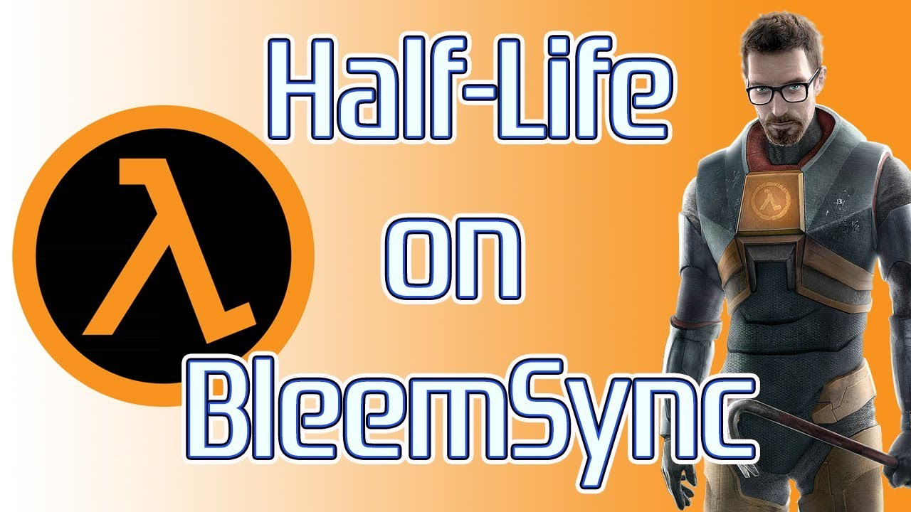 Half-Life on Playstation Classic through BleemSync! - Arcade
