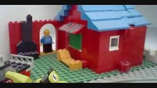 Another day in LEGO City