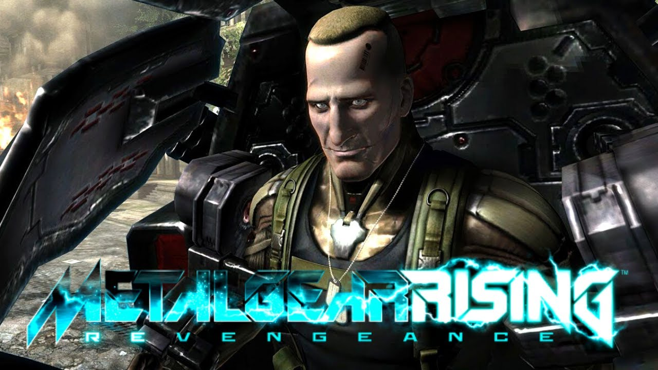 Almost Free | Metal Gear Rising Revengeance Blade Wolf Story [END]