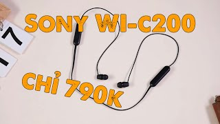 Tai nghe neckband giá rẻ chỉ 800k của Sony sẽ như thế nào?