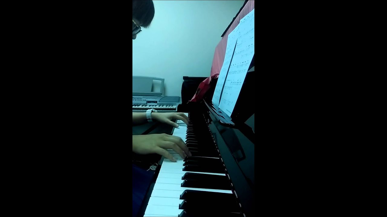 羅生門 (麥浚龍Juno Mak + 謝安琪Kay Tse) Piano Solo By Viola Chan - YouTube
