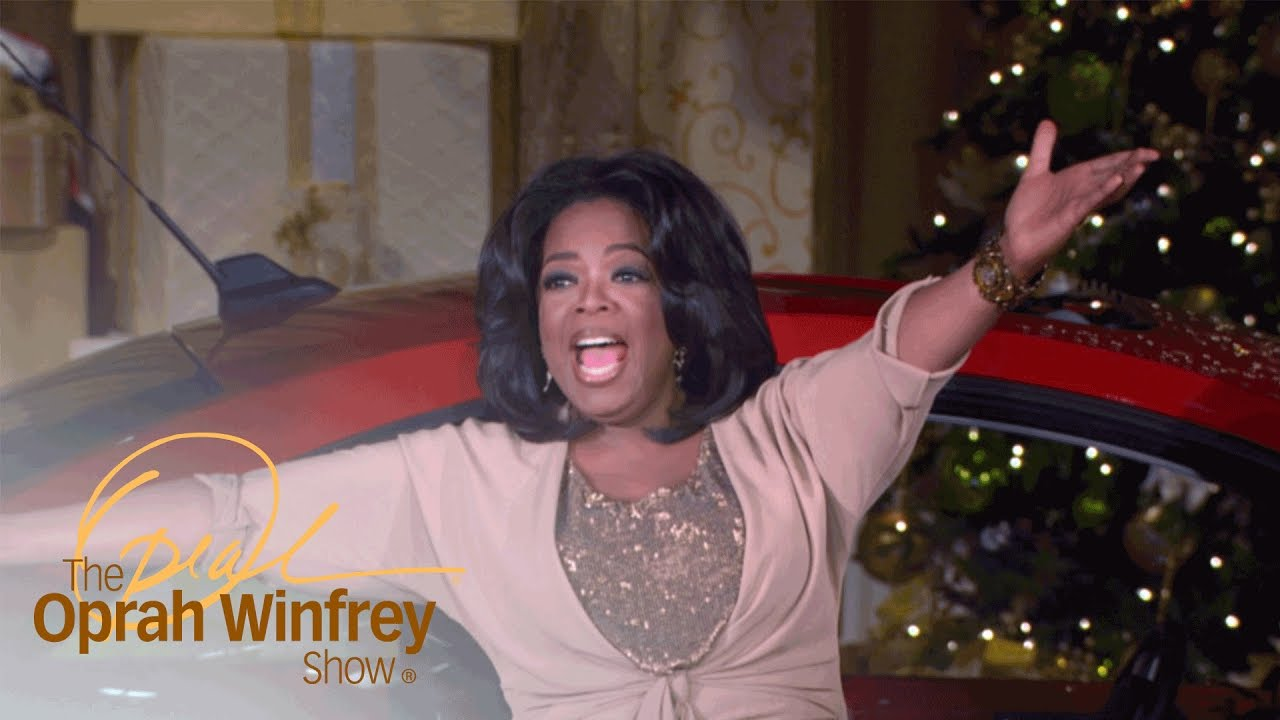 Oprah Christmas Giveaway 2020 Oprah's 6 Most Outrageous Favorite Things Giveaways | The Oprah