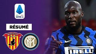 Résumé : L'Inter Milan torpille Benevento 5-2 !