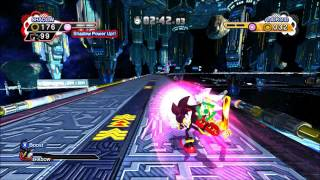 Sonic Generations: Shadow v5 update (Shadow Android boss, new Classic)
