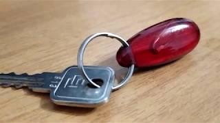 Брелок для ключей  из дерева и эпоксидной смолы своими руками