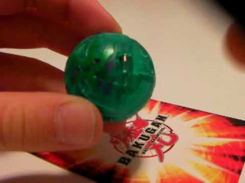 Bakugan Review: Shun's And Masquerade's Evolution Packs