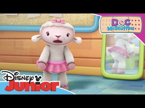 Doc McStuffins - Itchy Toys | Official Disney Junior Africa