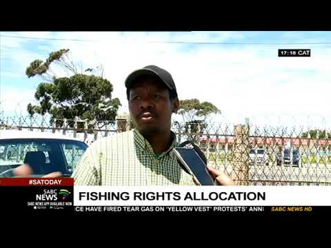 Eastern Cape Fishing Co-operatives Awarded 15 Year Fishing Rights