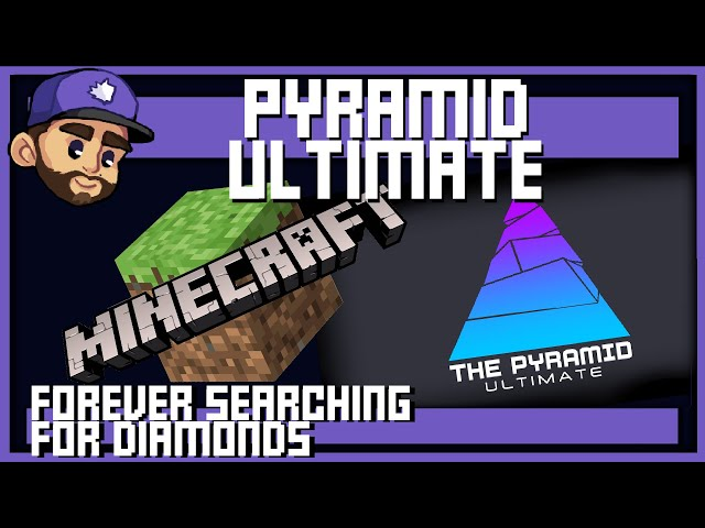 Forever Searching for Diamonds!   THE PYRAMID ULTIMATE   GAME 3