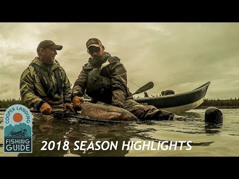 Kenai River Fishing (2018 Season Cooper Landing Fishing Guide, LLC)