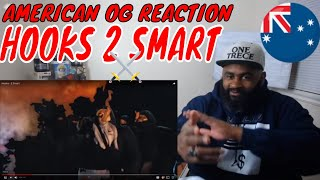 (AMERICAN OG REACTS TO )HOOKS - 2 SMART