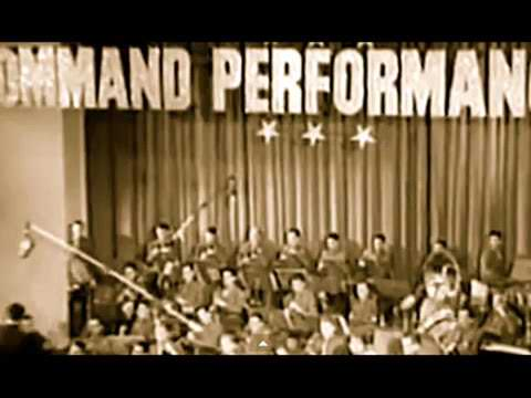 COMMAND PERFORMANCE 16 04 1942 with CLIFTON FANNIGAN OTHERS