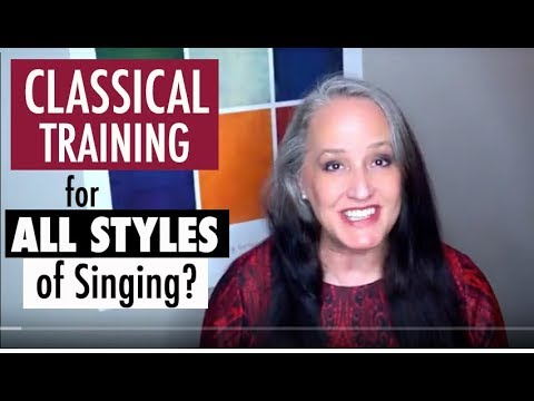 Vocal Myths Exposed - Classical Singing Technique for R&B, Rock, Country, Hip Hop & Metal