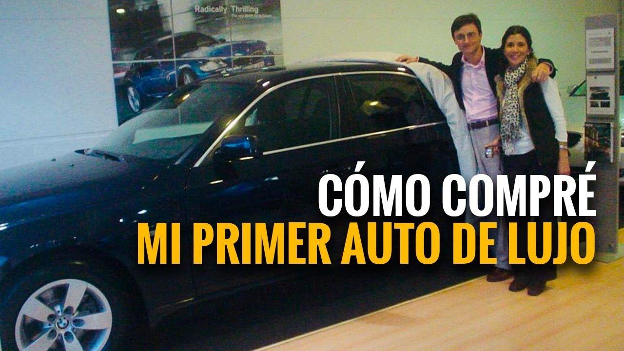 Cómo compré mi primer auto de lujo / Juan Diego Gómez