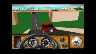 DOS - Stunts (1990, Distinctive Software)