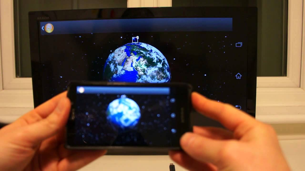 Wi Fi Miracast On Sony Xperia Smartphones Youtube