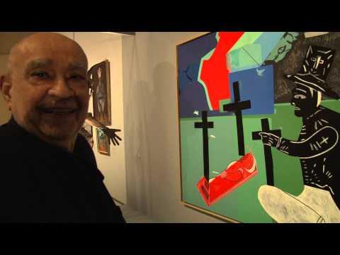 Exposition HAITI : Hervé Télémaque au Grand Palais