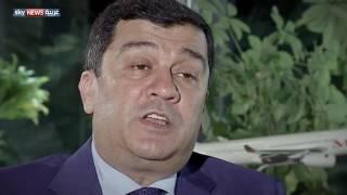 محمد الحوت.. رئيس مجلس إدارة طيران الشرق الأوسط