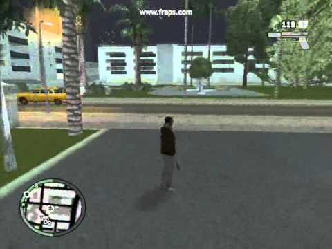GTA SA IN GTA 4 MOD [fimonatorg]