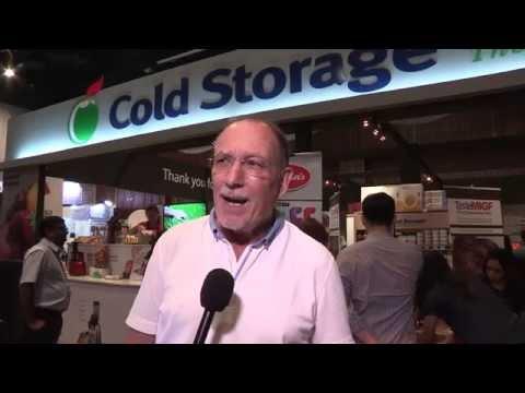 Taste MIGF 2014 Interview with Ruben Brusch, GCH Retail Malaysia Sdn Bhd