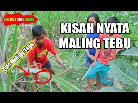 "Film Anak SD: ""MALING!"" - (ft. Sinetron Jowo Klaten)"